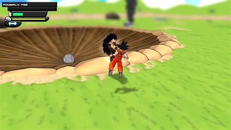 Dragon Ball Z Z Warrior Chronicles Gameplay Fan Made