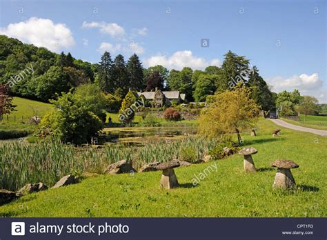 houses to buy in cumbria birket houses winster valley lake district national park cumbria stock photo