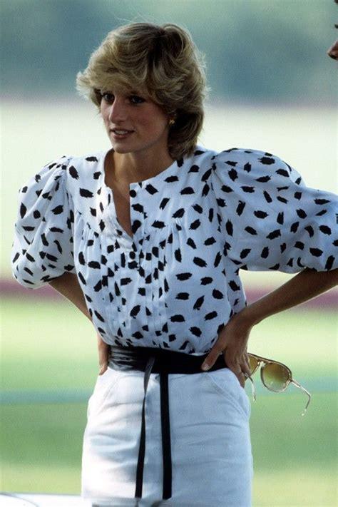Diana Top Blousd Fashion Casual Bagus Murah style file diana princess of wales white pencil