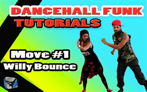 Dancehall Tutorial   dancehall tutorial willy bounce 187 how to dance w