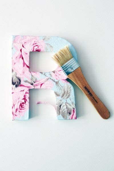 how to cover cardboard letters with fabric 25 best ideas about fabric covered letters on
