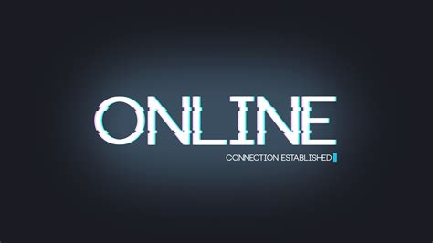 typography internet simple background technology