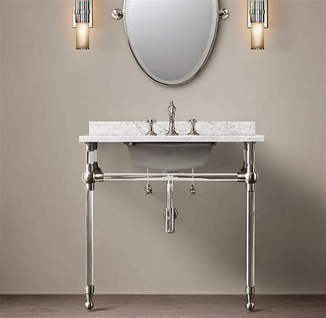 Apothecary Vanity by Vignette Design Apothecary Sinks