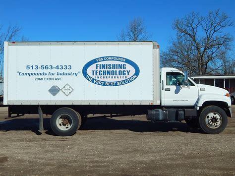 1998 gmc truck 1998 gmc trucks box trucks for sale used trucks on