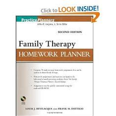 Brief Family Therapy Homework Planner by Psychotherapy Homework Planner Practiceplanners