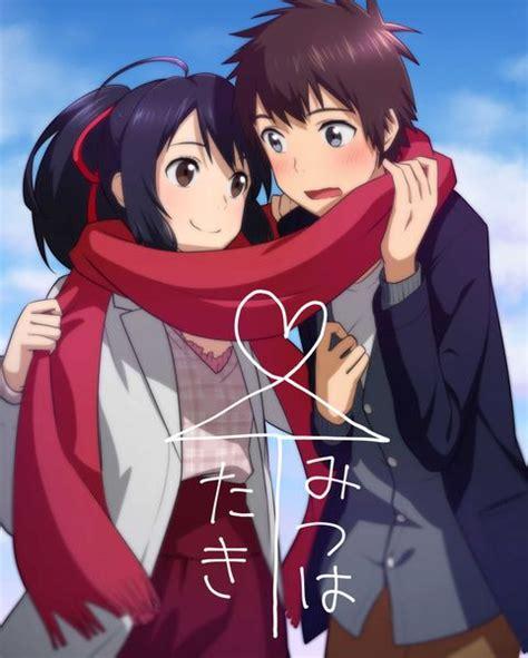 film anime karya makoto shinkai kimi no na wa film of makoto shinkai kimi no na wa