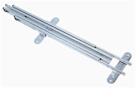 Bottom Mount Drawer Slides easy bottom mount drawer slides single travel 150mm 500mm ajustable