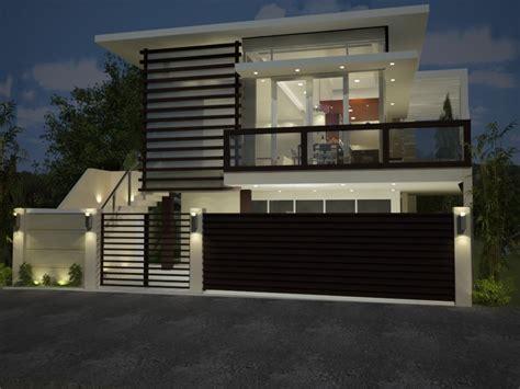 gambar model pagar rumah minimalis 2017 terbaru lensarumah
