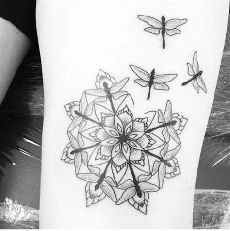 mandala flower tattoo meaning mandala animal tattoos will merge nature with your soul