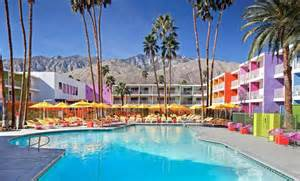 palm springs coolest boutique hotels mag mire