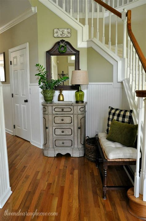 foyer updates the endearing home