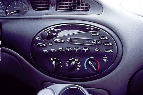 99 Mercury Interior by 1996 99 Ford Taurus Consumer Guide Auto