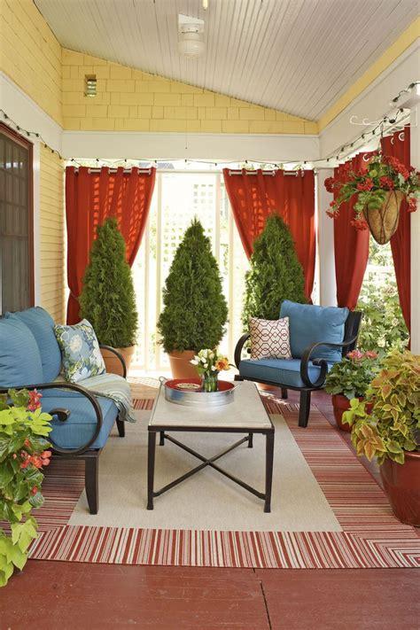 ideas  patio curtains  pinterest