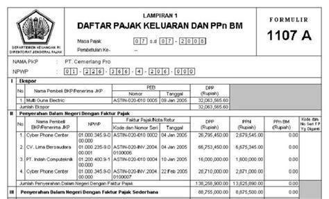tanggal pembuatan faktur pajak ppn mengenal faktur pajak dan fungsinya cermati