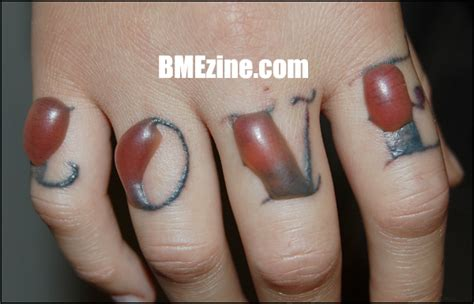 tattoo removal knuckle edition bme tattoo piercing