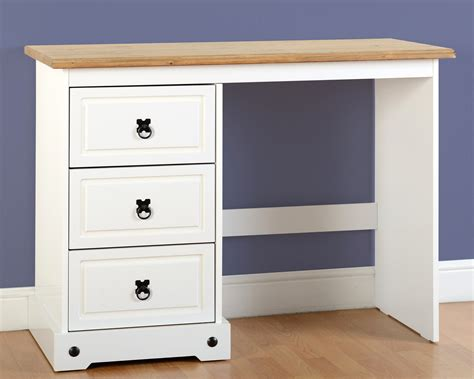 white distressed dressing table corona bedroom budget interiors exeter