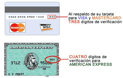 fraude con tarjetas visa y master card carlosnuelcom c 243 digo de seguridad tarjeta de cr 233 dito