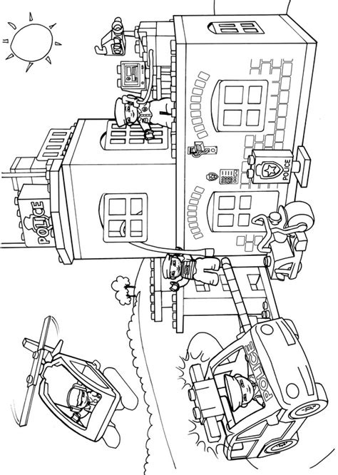 lego monster truck coloring page free coloring pages of lego police truck