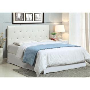 acrylic bedroom furniture furniture of america basteena tufted acrylic accent full
