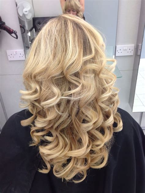 hairstyles ghd curls curly hair blonde ghd curls family makeup and hairstyles