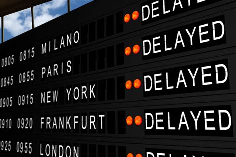 Will Be Delayed by Getting United To Pay Eu Compensation For A Flight Delay