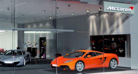 mclaren dealership mclaren reveals first dealer locations in 35 cities around