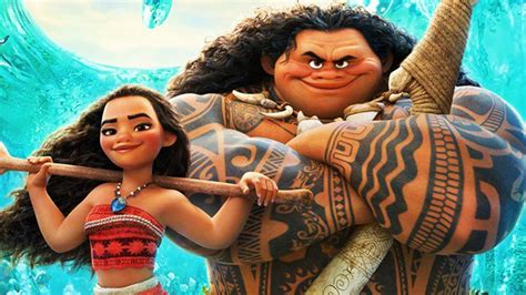 film animasi ferdinand moana 2016 disney animation movie cartoon trailer baby