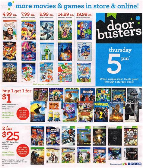 Where Can I Get A Toys R Us Gift Card - toys quot r quot us black friday 2015 deals nintendo everything