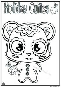 cuties littlest petshop coloring pages free 3