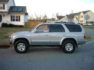 1997 Toyota 4 Runner 1997 Toyota 4runner Information And Photos Momentcar
