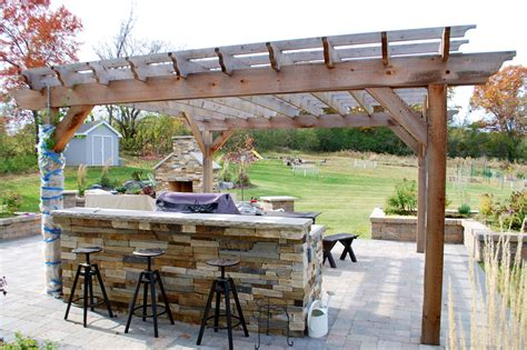 outdoor backyard bars outdoor bars landscapes unlimited