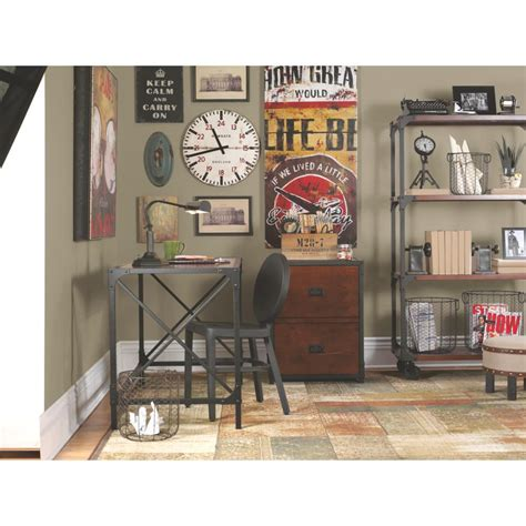 home decorators catalogue home decorators collection black and pine desk 0823200910