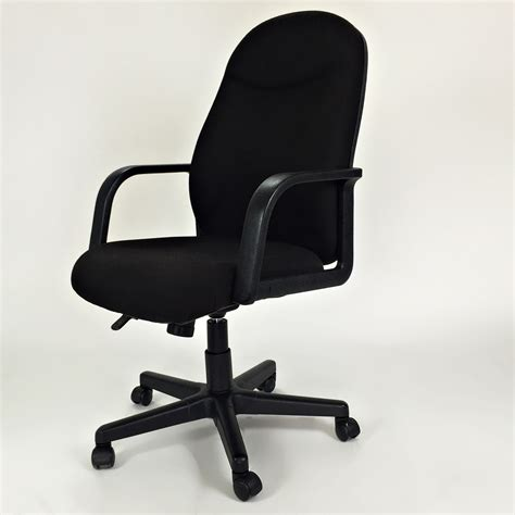 Black Office Chairs by 78 Unknown Brand Black Office Chair Chairs