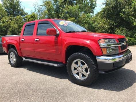 2011 Chevrolet Colorado Crew Cab by 2011 Chevrolet Colorado Crew Cab 2lt For Sale Used Cars On