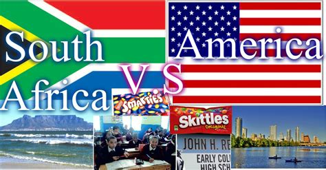 Mba In The Usa Vs South America by South Africa V S America