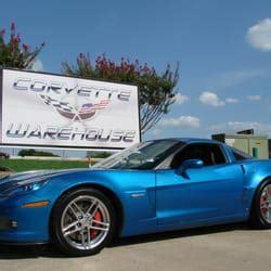 corvette warehouse of dallas corvette warehouse llc car dealers dallas tx