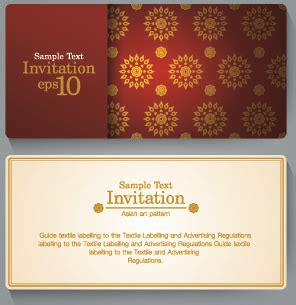 business invitation card template free vector download 30 482 free