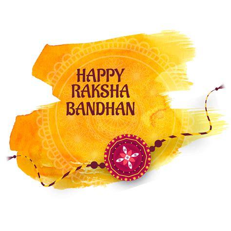 raksha bandhan card template greeting card design with raksha bandhan festival
