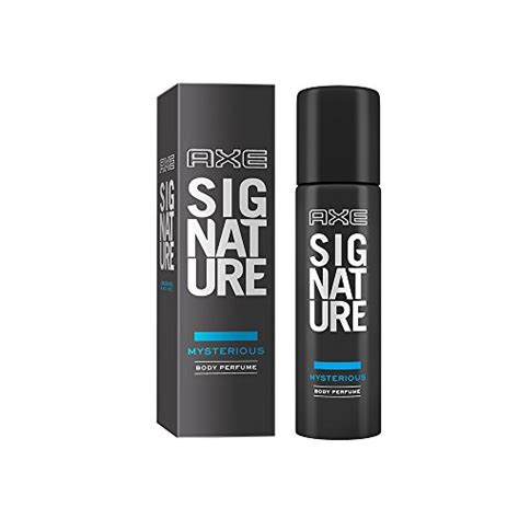 Parfum Axe Signature 122ml by Axe Signature Mysterious Perfume 122ml Trickydeals In