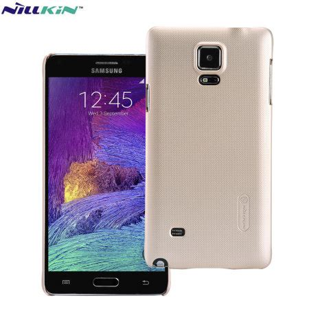 Shield Back Side For Samsung Galaxy Note 4 Yellow nillkin frosted shield samsung galaxy note 4 gold