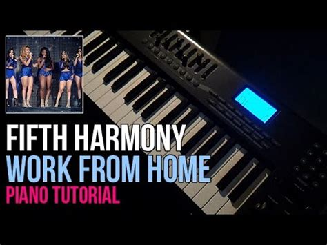 download mp3 work from home fifth harmony how to play fifth harmony feat ty dolla sign work from