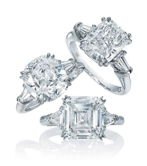 Harry Winstons Colored Rings Which One Would You Choose by Harry Winston Engagement Rings Lernvid