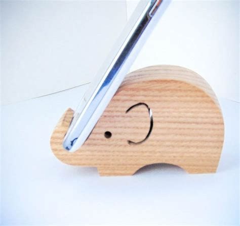 wooden pattern holder 17 best ideas about phone holder on pinterest cell phone