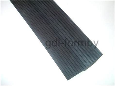 Rubber Floor Seals For Garage Doors by 8ft 6 Quot Garage Door Rubber Floor Seal Adhesive H Duty Ebay