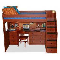 cheap bunk beds with desk home design ideas