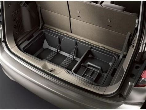 nissan quest cargo purchase nissan quest cargo organizer 2014 2016 motorcycle