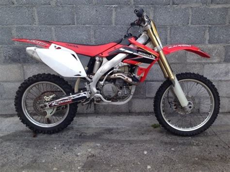 honda 450 crf 2005 honda crf 450 2005 for sale in galway city centre galway