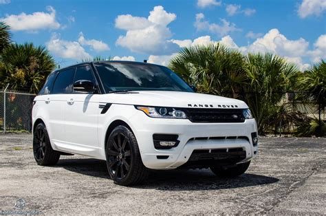 land rover range rover sport white stormtrooper white range rover sport by ultimate auto