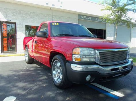buy used 2003 gmc sierra 1500 with air bags in gainesville florida united states for us 9 480 00