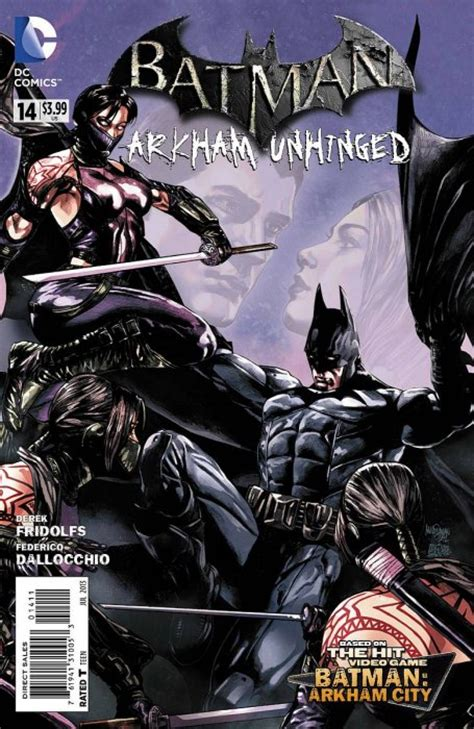 unhinged series volume 1 books batman arkham unhinged 1 dc comics comicbookrealm